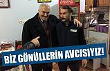 """MHP Başkan A. Adayı Erkan Avcı, """"Biz Gönüllerin Avcısıyız """""""