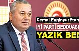 "MHP Milletvekili Enginyurt'tan ""İyi Parti"" Bedduası"