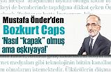 Önder'den, Bozkurt Caps