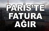 """Paris'te  """"sarı yelekliler"""" faturası ağır oldu"""