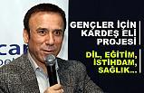 """Samsun'da """"Gençler için kardeş eli"""" projesi Hedefine Ulaştı"""