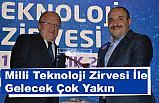 Samsun Üniversitesi'nin Düzenlediği Milli Teknoloji Zirvesi Sona Erdi