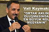 Samsun Valisi Osman Kaymak İnternet Gazeteleriyle Bir Araya Geldi