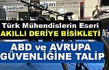 Türk Bisikleti ABD ve Avrupa'nın güvenliğine talip