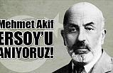Vefâtının 82. Yılında, İstiklâl Marşı Şâirimiz  Mehmet Âkif Ersoy'u Anıyoruz