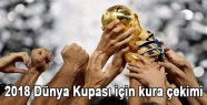 2018 Dünya Kupası için kura çekimi