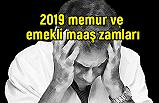 2019 memur ve emekli maaş zamları