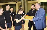 Aerobik Cimnastik Milli Takım Kampı