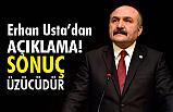 Erhan Usta'dan Açıklama: Sonuç Üzücüdür!