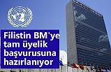 Filistin BM'ye tam üyelik için Başvuracak