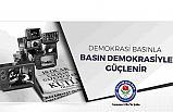 Hamdi Yıldız, 10 Ocak Çalışan Gazeteciler Gününü kutladı