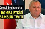 """MHP'li Cemal Enginyurt """"Samsun Siyasetini"""" Değerlendirdi"""