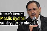 Samsun Büyükşehir Adayı Demir: ''Samsun'u nakış gibi işleyeceğiz''