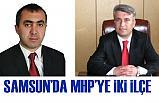 Samsun'da MHP'ye, Asarcık ve Alaçam Bırakıldı