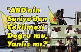 Sly: YPG'nin PKK'nın uzantısı olduğu açık
