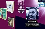 Adnan Öz, Yeni Kitaplarıyla TÜYAP'ta Okurlarıyla Buluşacak