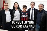 Ali Efe Katırcı, Turgutluspor'un Gururu Oldu
