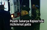 Ankara Polatlı'da Mühimmat Patladı