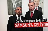 Cumhurbaşkanı Erdoğan 3 Mart'ta Samsun'a Geliyor