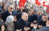 Erhan Usta Havza'da Seçim Koordinasyon Merkezini Açtı