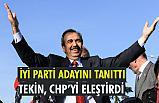 İyi Parti'nin Samsun Adayı Hayati Tekin, CHP'yi Eleştirdi