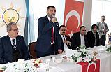 Kavak'ta Meclis Üyesi Adaylar Tanıtıldı
