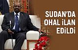 Sudan'da OHAL İlanı: Hükümet Feshedildi