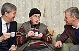 Turgay Şirin'den, Turgutlu'da Eski Belediye Başkanlarına Ziyaret