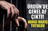 Ürdün'de Mahkumlara Genel Af