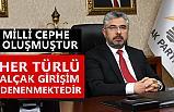 Ak Parti Samsun İl Başkanlığı: Milli Cephe Oluşmuştur