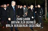 Başkan Zihni Şahin, Birlikte yönetecek, Birlikte Başaracağız