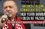 Cumhurbaşkanı Erdoğan: Baş Eğmeyeceğiz!