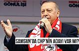 Cumhurbaşkanı Erdoğan Samsun Mitinginde Konuştu