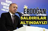 Erdoğan; Aile yapımızı sarsmaya yönelik saldırılaraltındayız!