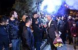 Hasan Togar'a Gençlerden Dev Konvoy
