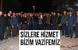 Kula Belediye Başkan Adayı Hüseyin Tosun'dan Birlik Beraberlik Mesajı