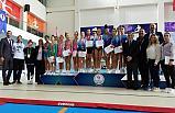 Manisalı Cimnastikçiler Şampiyon Oldu