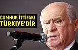 MHP Lideri Devlet Bahçeli Mersin'de Konuştu