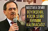 Mustafa Demir, Bafra, Alaçam ve Yakakent'te SKM Açılına katıldı