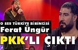 O ses Türkiye birincisi Üngür, Gözaltına Alındı