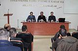 Sinop'ta Su Ürünleri Sektör Temsilcileriyle Ur-Ge Projesi Değerlendirildi