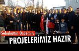 Tülay Bakır'dan Havzalı Başkan Adayı Özdemir'e Destek