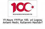 100. yıl Logosunun Anlamı Nedir, Kullanımı Nasıldır?