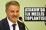 Atakum Belediyesinde ilk meclis
