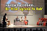 Atatürk'ün Havza'ya gelişi Anısına Duygulandıran Sahne
