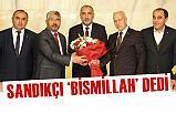 Canik Belediye Başkanı İbrahim Sandıkçı Görevine Başladı