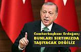 Erdoğan'dan Teşkilat İçi Sert Mesaj; Hesap Sormasını Biliriz!
