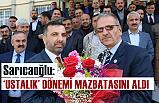 Kavak Belediye Başkanı İbrahim Sarıcaoğlu; Ustalık Dönemine Başladı