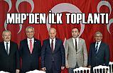 MHP İl Başkanı Karapıçak, Meclis Üyeleri İle İlk Toplantısını Yaptı