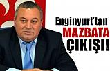 MHP'li Cemal Enginyurt'tan Çok Sert Mazbata Çıkışı